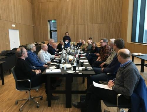 Ny organisation for Naturpark Lillebælt fremlagt på rådsmødet
