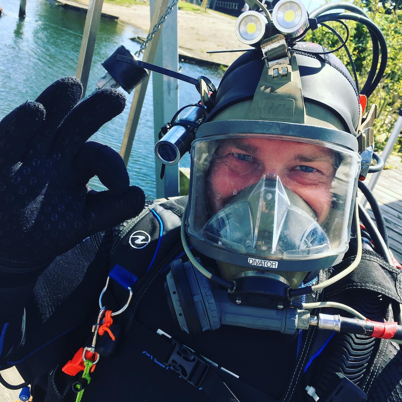 LIve dyk fra Lillebælt