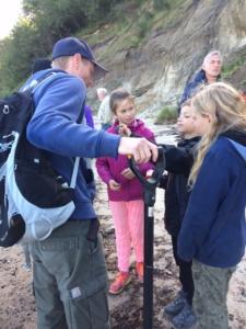 geologi i naturparken